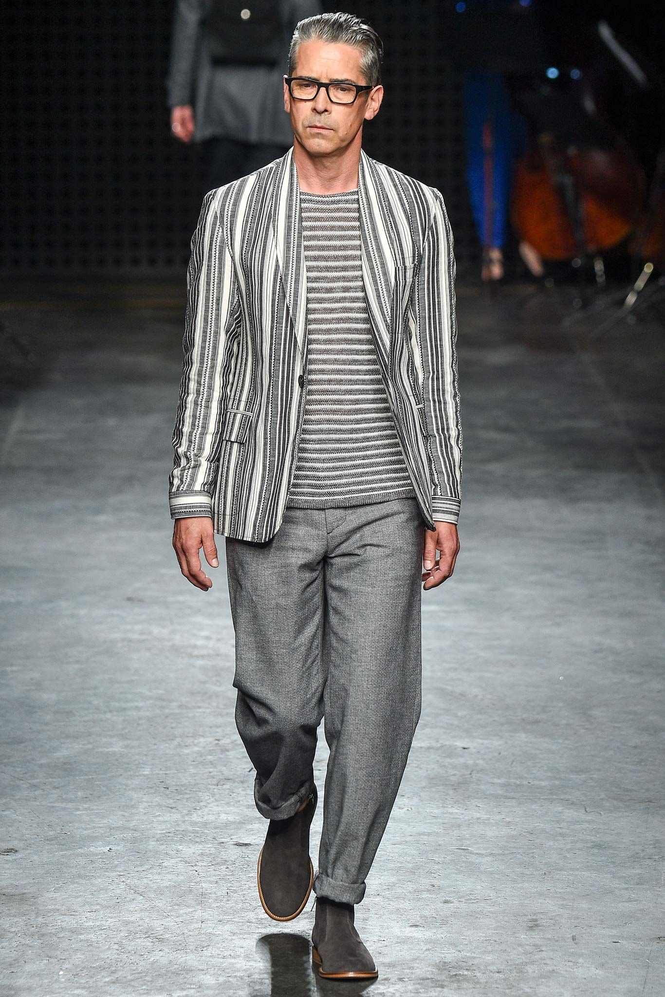 8ed4b41b Oliver Spencer Spring 2016 Menswear Fashion Show in 2019 | Colour ...