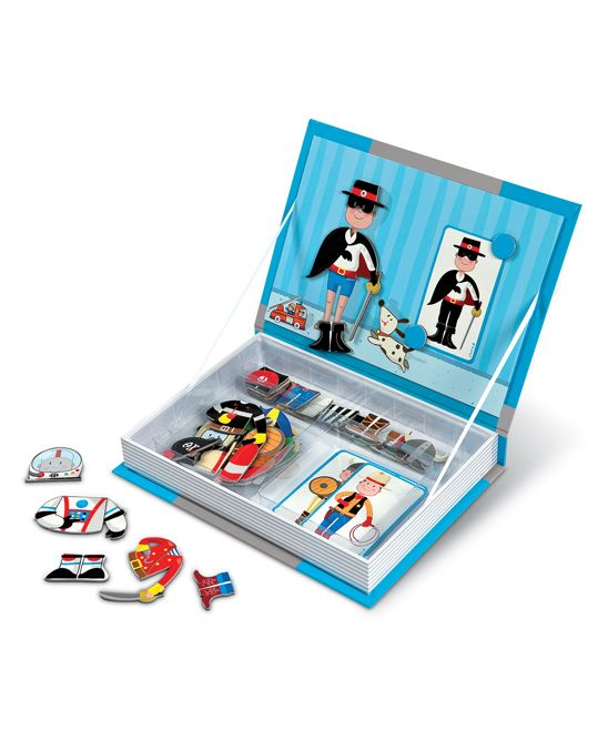 Boy's Outfits Magneti'book