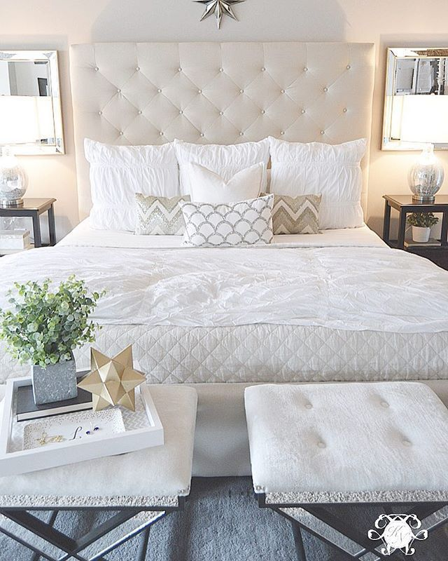 36 Relaxing Neutral Bedroom Designs: 5 Fresh Master Bedroom Ideas
