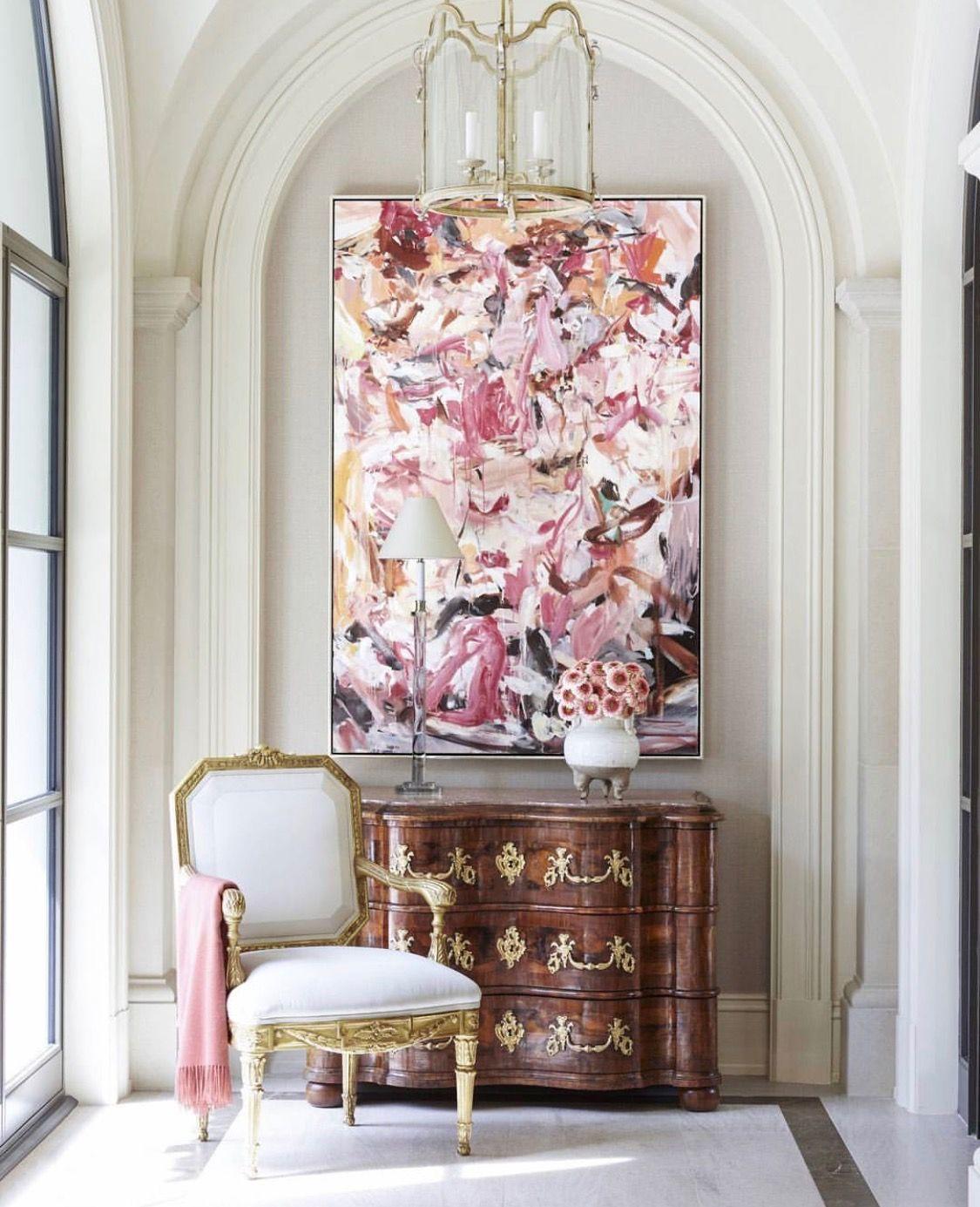 J Randall Powers Interior Design: Pin By Annette H. Evans On Modern Art