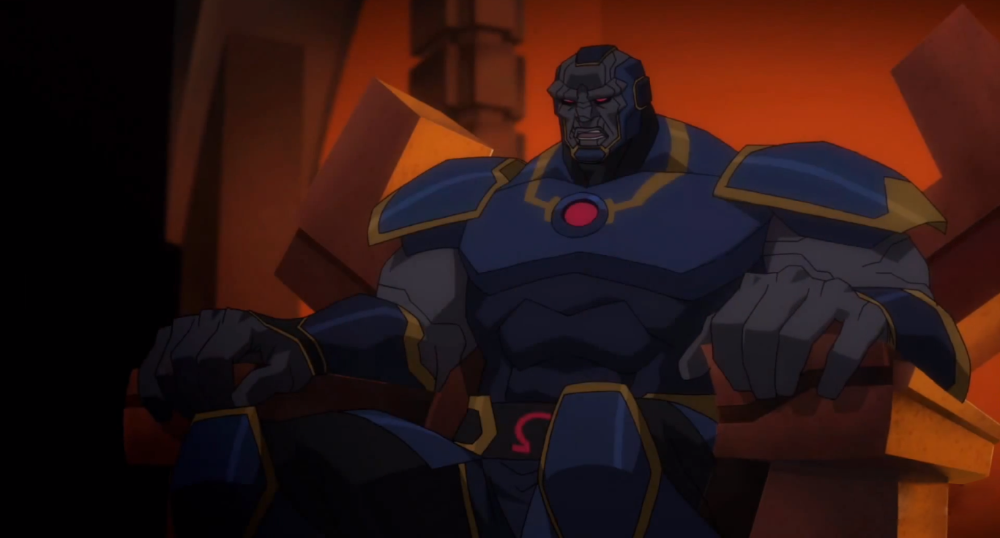 Worshipped As The God Of Evil Darkseid Is One Of The Most Powerful Beings In Existence And The Supreme Monarc Darkseid Justice League Villain Justice League