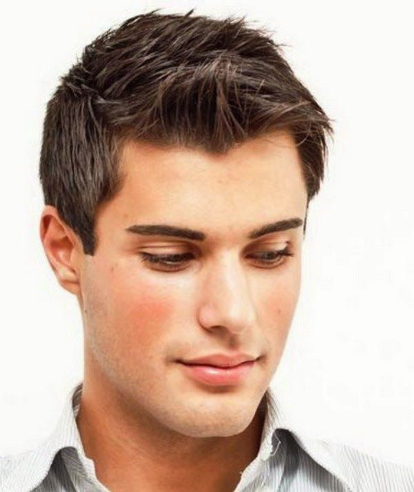 Sensational 1000 Images About Hair On Pinterest Faux Hawk Hairstyles Crew Hairstyles For Men Maxibearus