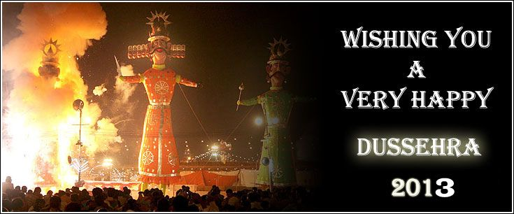 Happy Dussehra 2013 Quotes and Messages