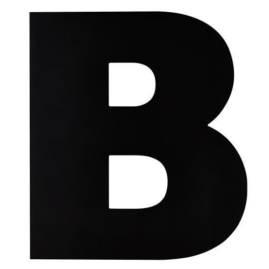 $29.97  Not Giant Enough Letter B  | The Land of Nod