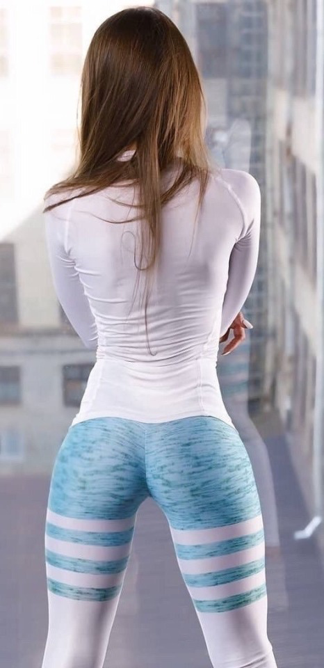 Sexy Girls In Tight Yoga Pants : girls, tight, pants, Re-View✨⚔️