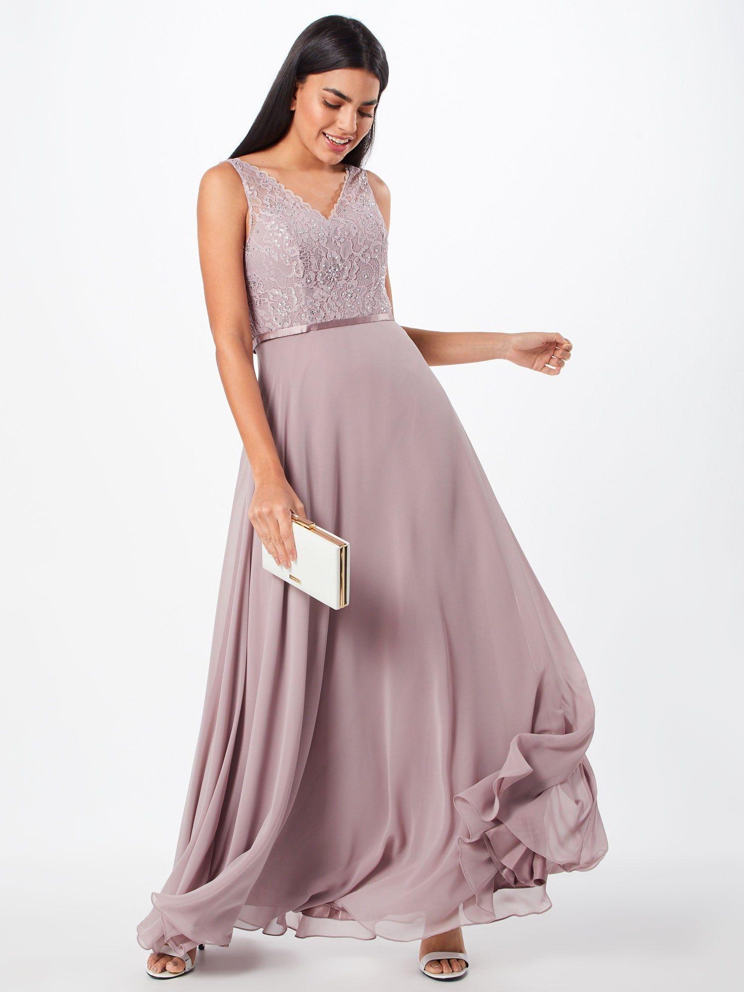 Laona Kleid Damen Altrosa Grosse 32 Laona Kleid Kleider Und Abschlussball Kleider