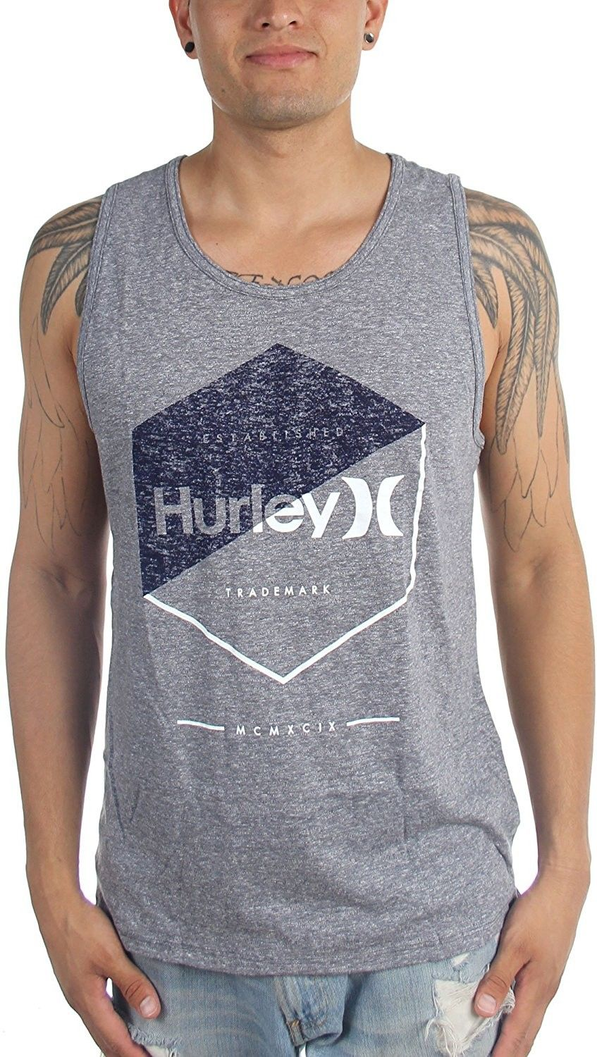 bf133d2cbc882 Men s One and Only Graphic Tank Top - Charcoal - CC12IVIXRA3 in 2018 ...