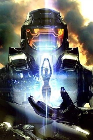 Pin By Karlos Favela On Art Cortana Halo Halo Master Chief And Cortana