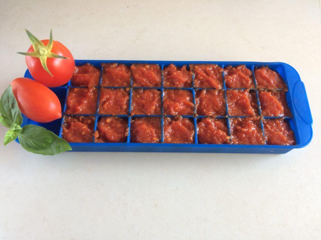 Comment Utiliser Le Thermomix concentré de tomates maison au thermomix