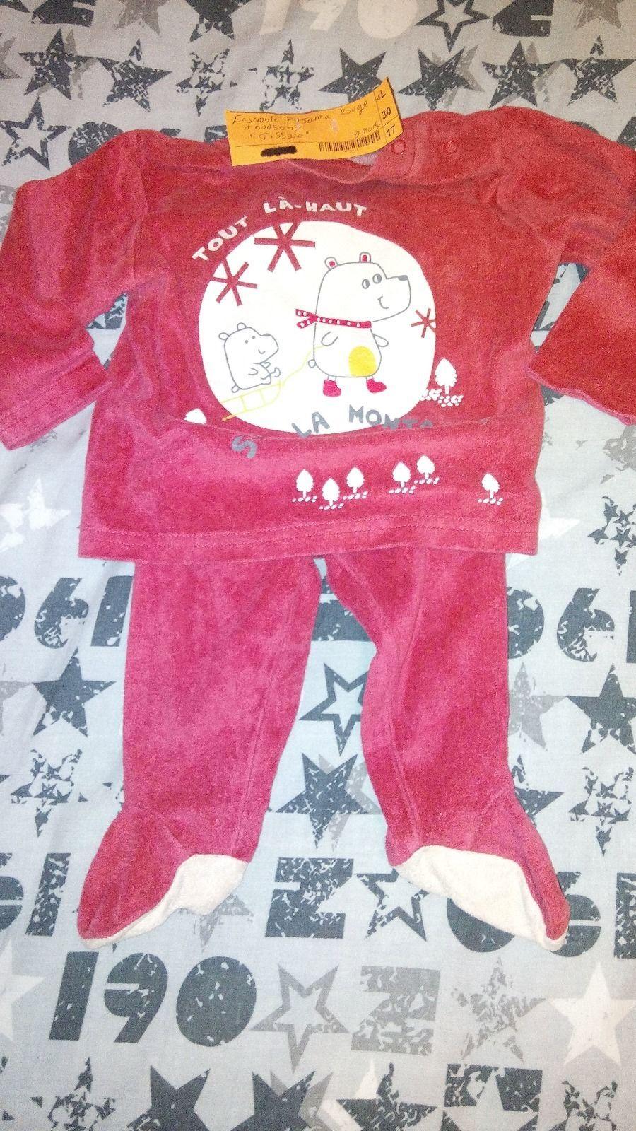 2ea1ba47ce60c Pyjama 2 piéces hiver