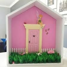 Image result for fairy door shadow box | idee cadeau | Pinterest ...