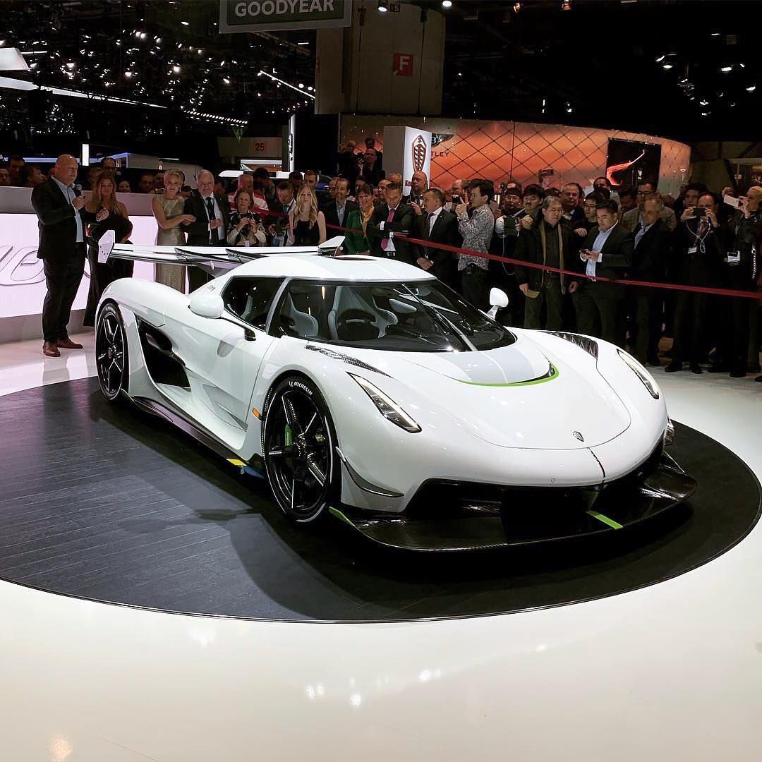 New Koenigsegg Jesko: The New Koenigsegg Jesko! Powered By A Twin Turbo V8