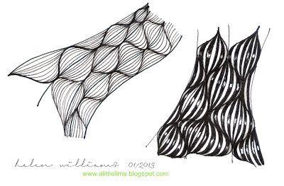 Olb Tangle Pattern