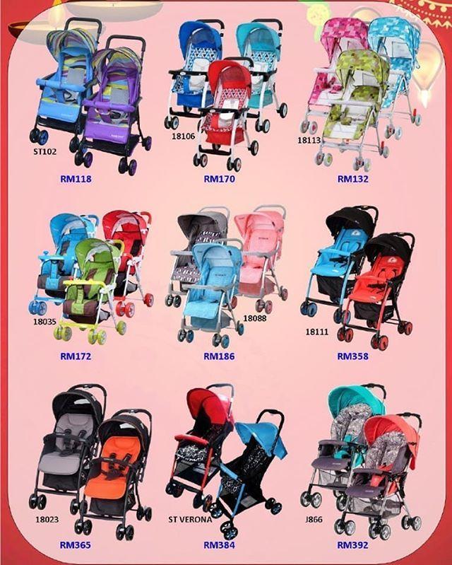 . Basic Stroller . DIWALI SALE 2018 Harga ada pada gambar
