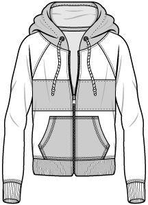 Mens Sports Vest CAD Technical Drawing - Google Search   TECHNICAL DRAWING   Pinterest   Sports ...