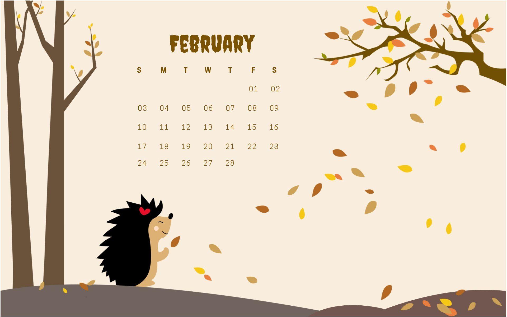 Free February 2019 Calendar Wallpapers Download Calendar