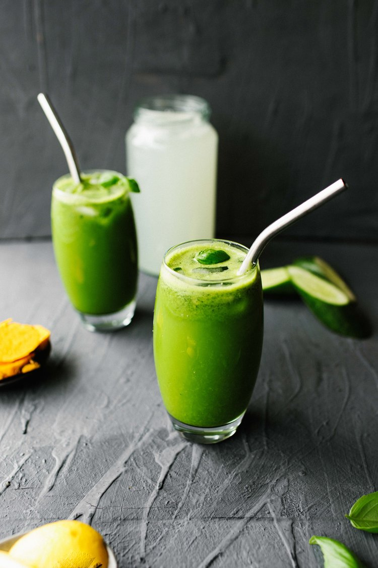Kidney Cleansing Green Juice — Life Of Pie
