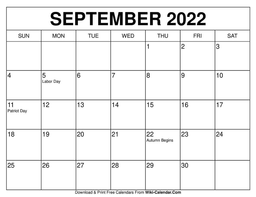 September 2022 Calendar Wallpaper.September 2022 Calendar Calendar Printables Calendar September Calendar