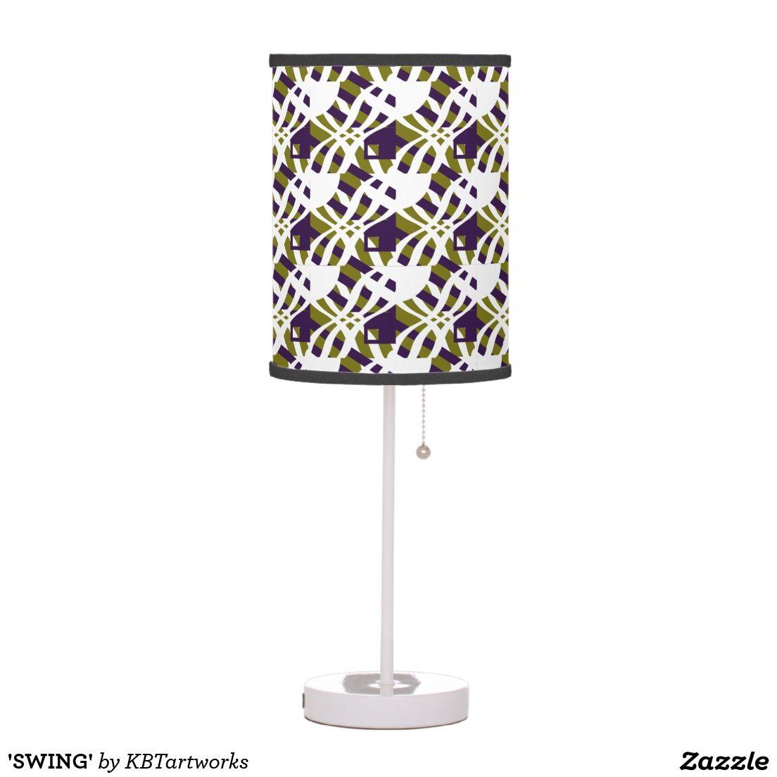 'SWING' TABLE LAMP
