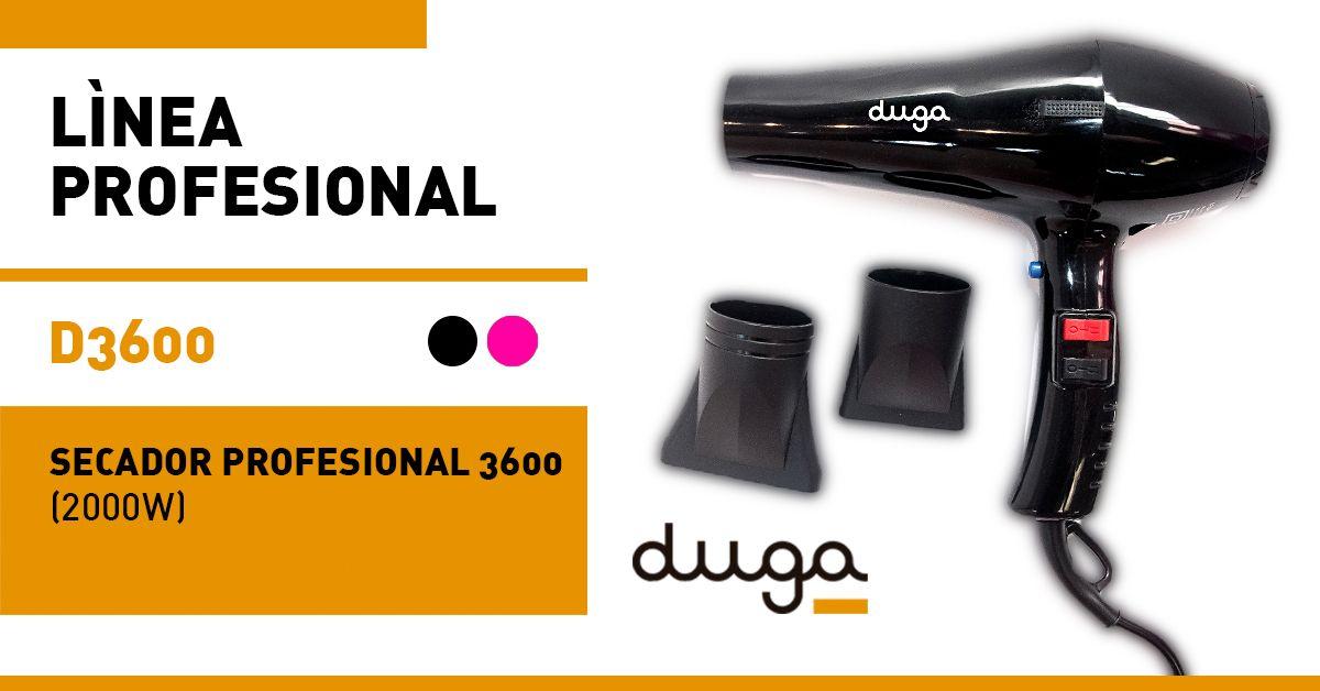 También en color Rosa! 💗🙅 · · Línea Profesional de DUGA · Secador ...
