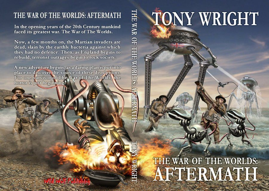 War Of The Worlds Aftermath War Of The Worlds War Sci Fi Movies