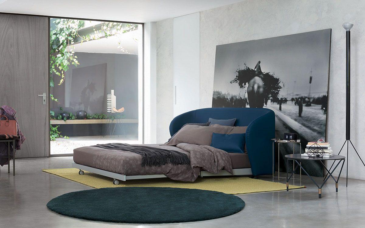 Divano Letto Celine Flou.Letto Matrimoniale Celine Divano Flou Bedroom Bed Design Modern