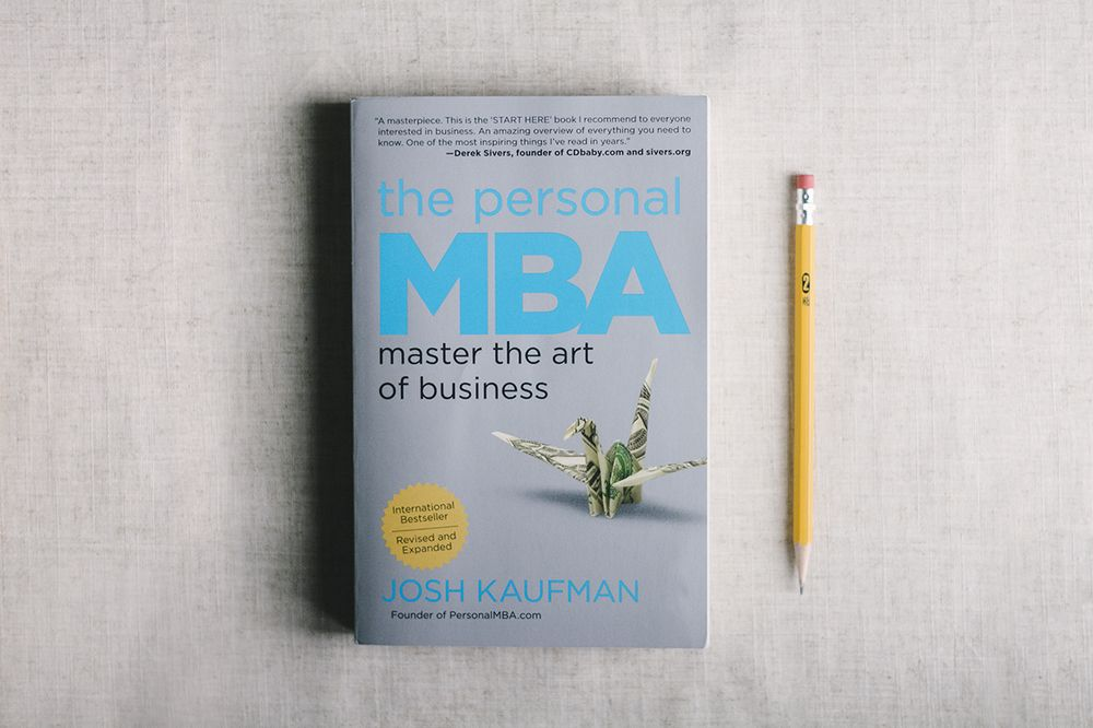 The Personal Mba Josh Kaufman Epub