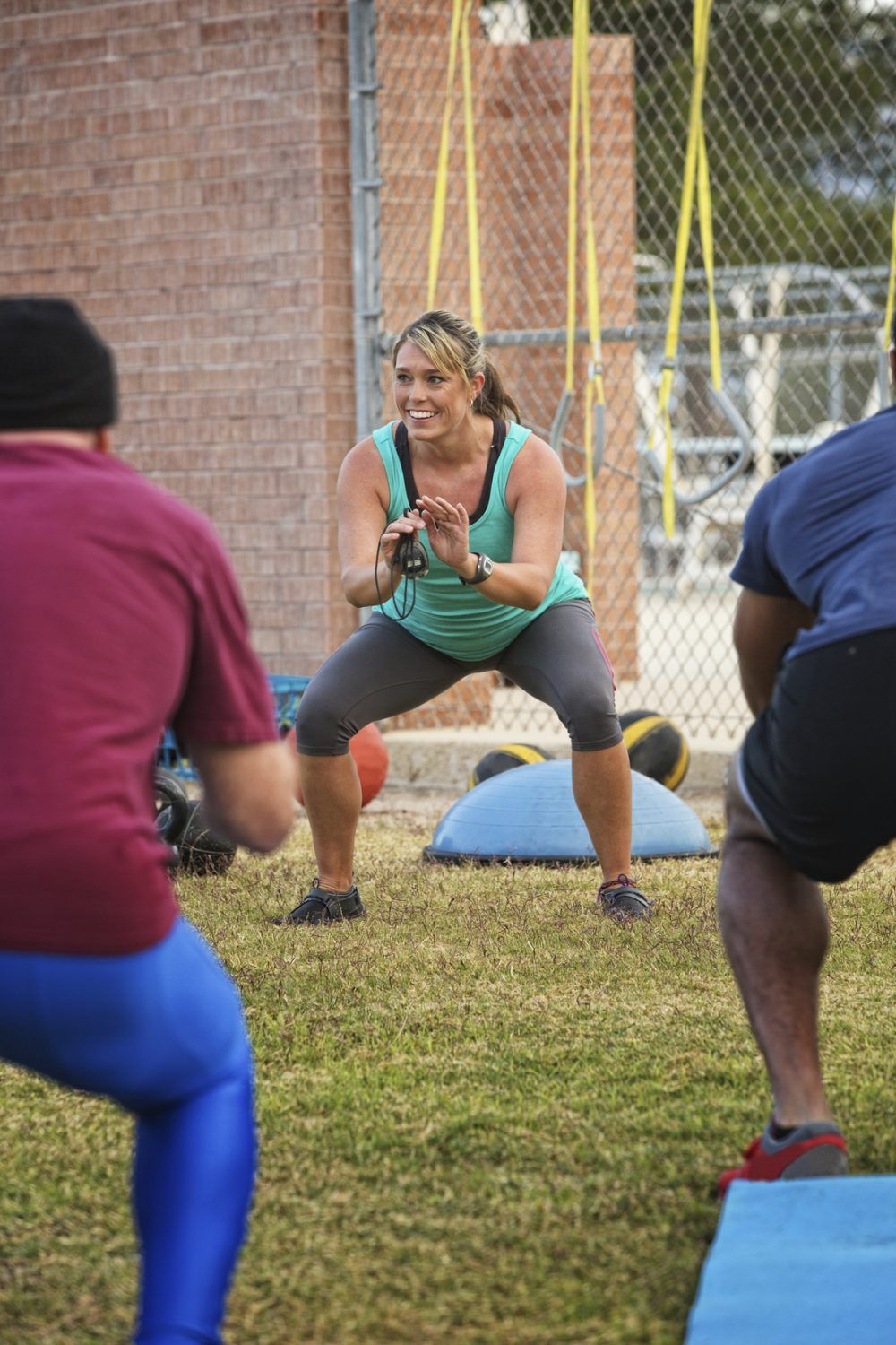 An Insider's Guide to Outdoor Training Sessions Beginner