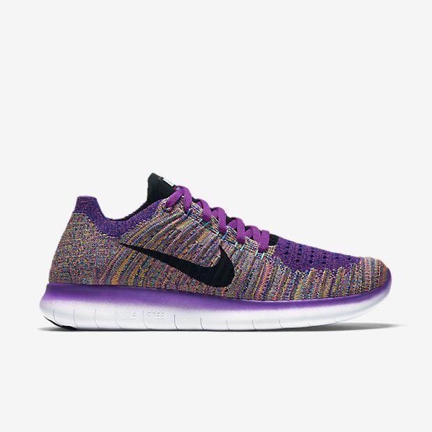 Women's Shoe Nike Free RN Flyknit 831070-500