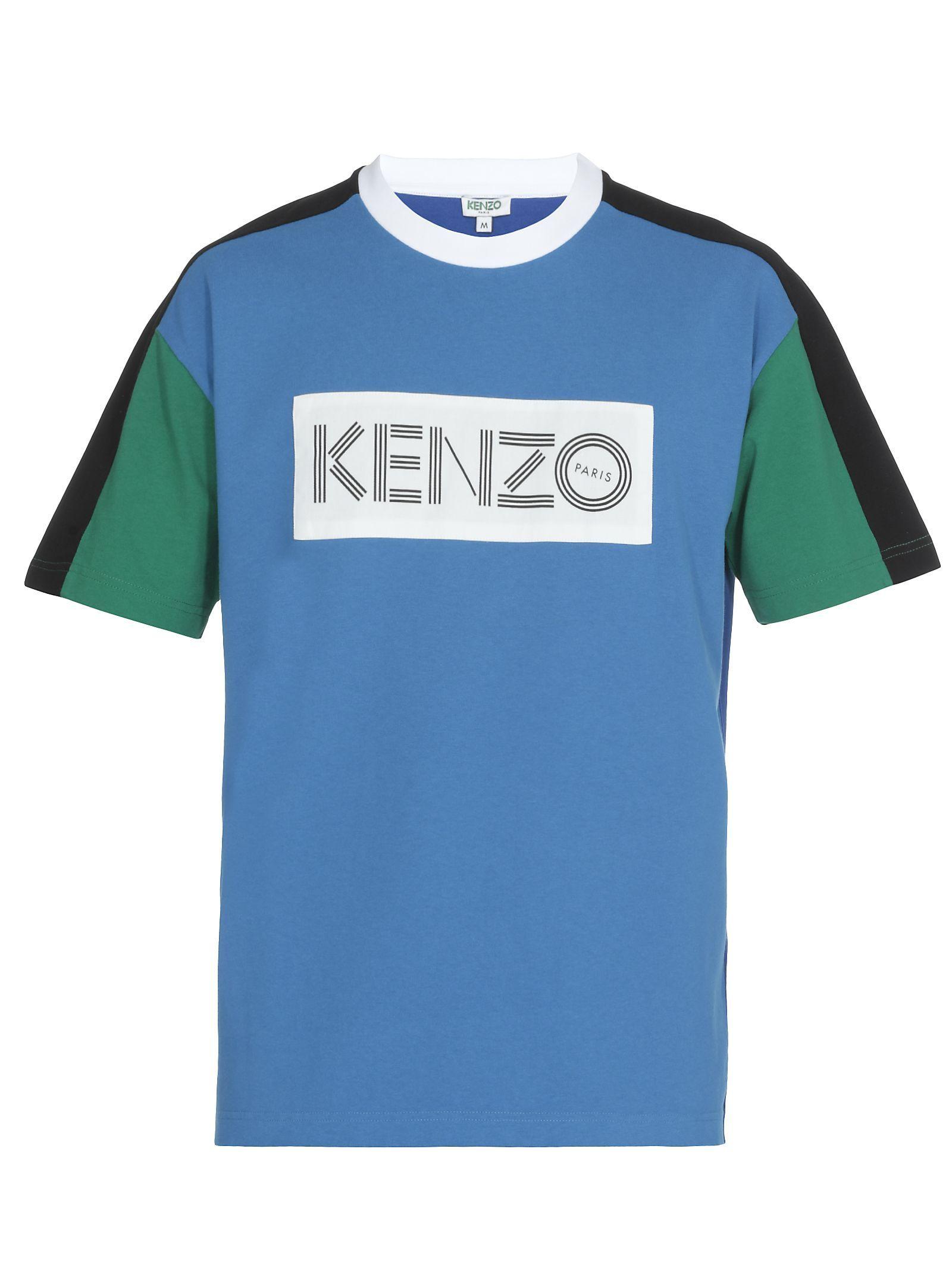d2c60a0c2b6a KENZO COTTON T-SHIRT. #kenzo #cloth   Kenzo in 2019   Kenzo, Shirts ...
