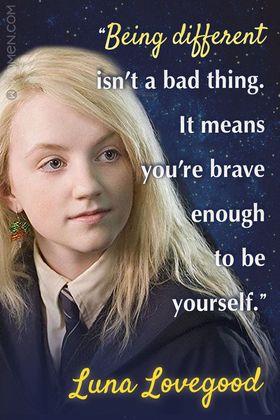 10 Luna Lovegood Quotes That Ll Prove You Re Just As Sane As She Is Luna Lovegood Quotes Harry Potter Luna Lovegood