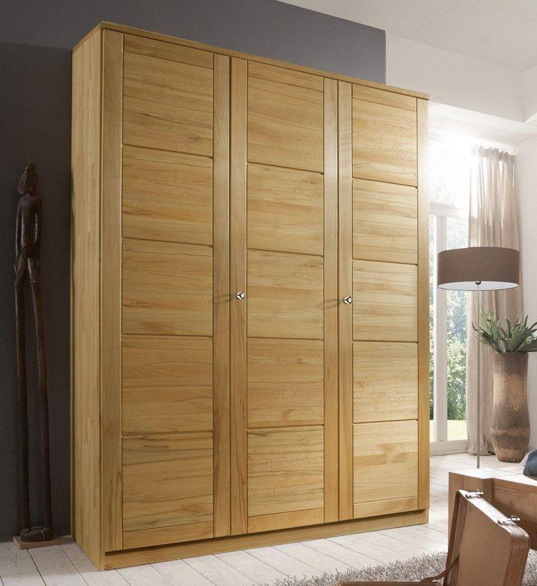 Tipos madera perfectos para muebles 66 armarios modernos | Armario ...