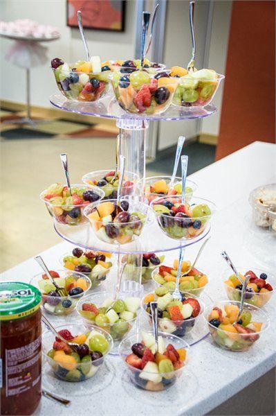 Babyshower Fruit Station Baby Shower Fruit Fruit Salad Ideas