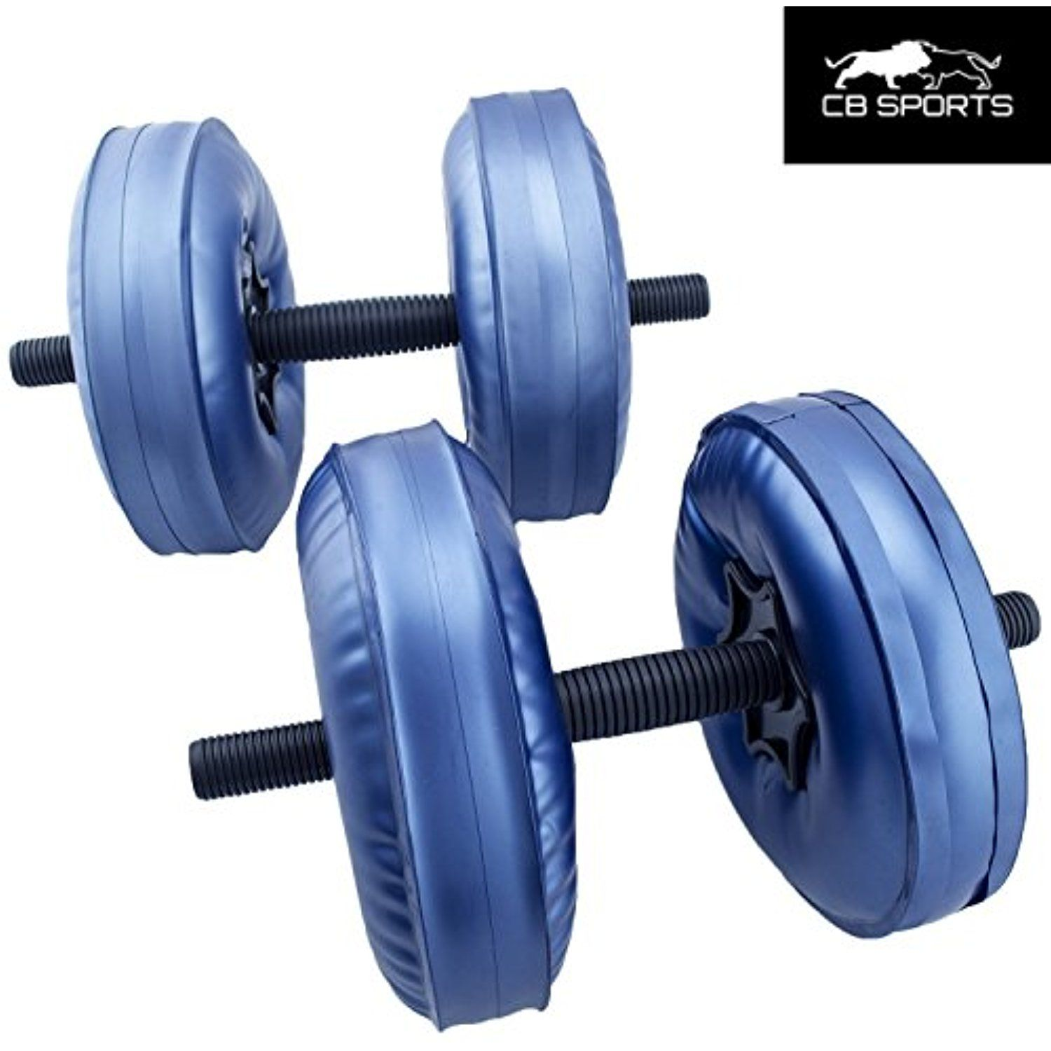 2017 New Cb Sports Deluxe Travel Dumbbells Medium Weight Upto 22lb 10kg Gym And Home Workout Equipment No Equipment Workout Home Workout Equipment Gym Body