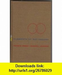 Elements of Set Theory Peter W. Zehna, Robert L. Johnson ,   ,  , ASIN: B000MFJJFK , tutorials , pdf , ebook , torrent , downloads , rapidshare , filesonic , hotfile , megaupload , fileserve