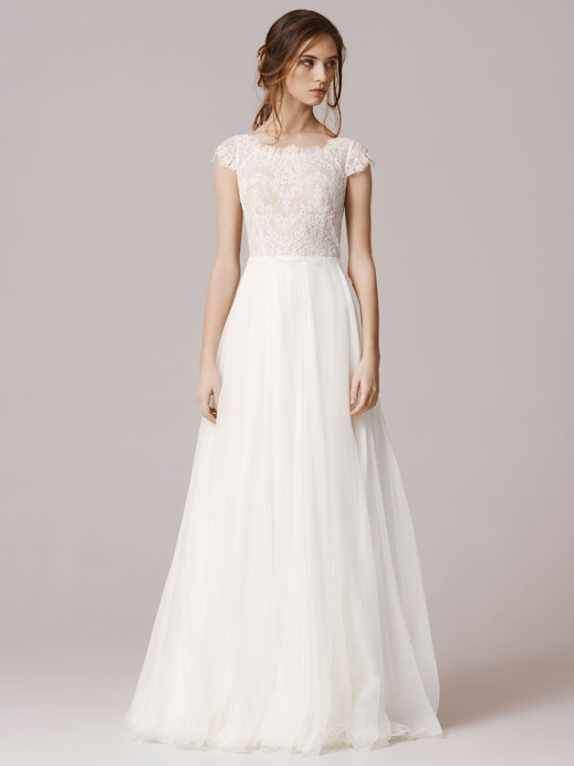 theaanna kara | wedding dresses | vestidos de novia, vestido