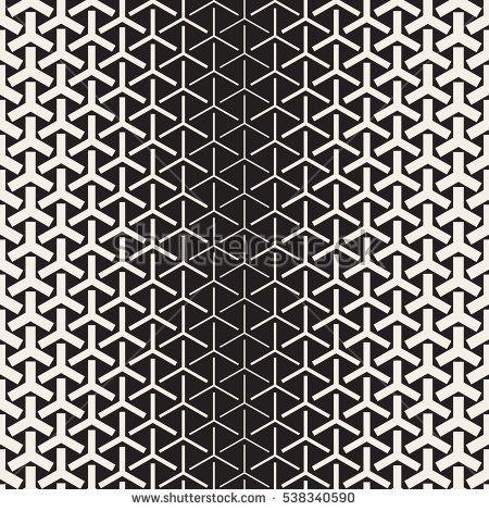 Honeycomb Stencil Floor