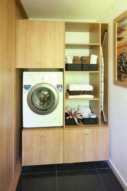 Lazienka Z Pralka 12 Sposobow Na Zabudowe Home Appliances Stacked Washer Dryer Washer And Dryer