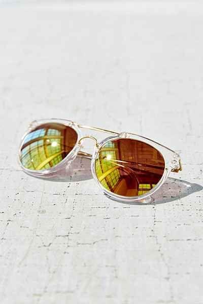 Wonderland Stateline Sunglasses - Urban Outfitters