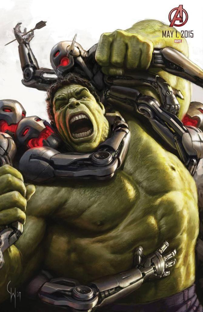 avengers age of ultron iron man vs hulk 1080p hd
