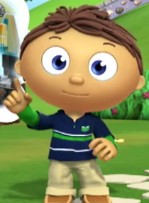 Whyatt Beanstalk Super Why Super Why Pbs Kids Main Characters