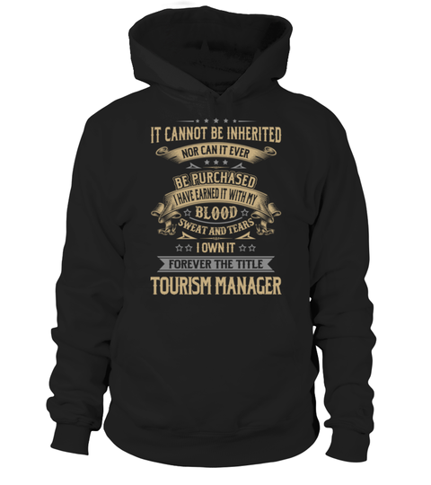 """# Tourism Manager .    Forever the Title Tourism Manager Special Offer, not available anywhere else!Available in a variety of styles and colorsBuy yours now before it is too late! Secured payment via Visa / Mastercard / Amex / PayPal / iDeal How to place an order  Choose the model from the drop-down menu Click on """"Buy it now"""" Choose the size and the quantity Add your delivery address and bank details And that's it!"""