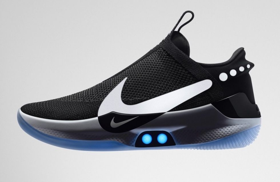 Nike's new Adapt BB shoes connect to