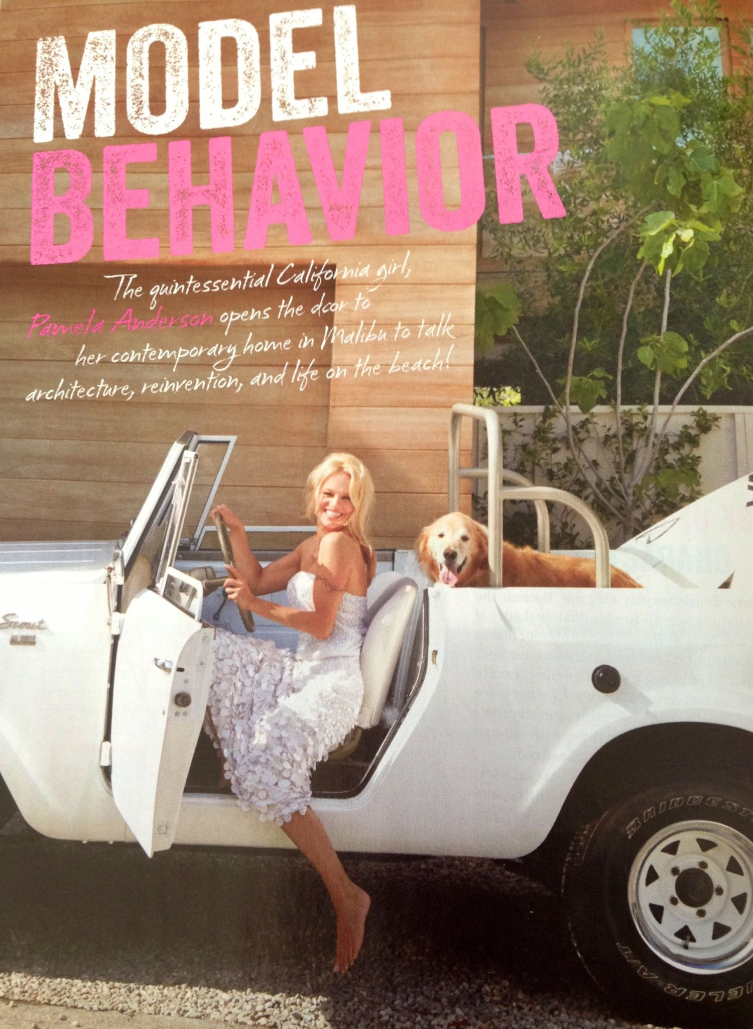 Pamela anderson 39 s beach home remodel 2014 pamelaanderson - Pamela anderson the people garden ...