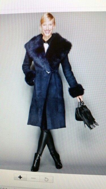 My next coat!