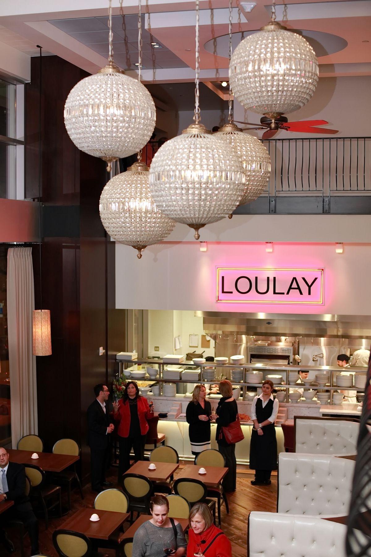 Loulay Kitchen Bar Dining Room Bar Design Restaurant Kitchen Bar Restaurant Design