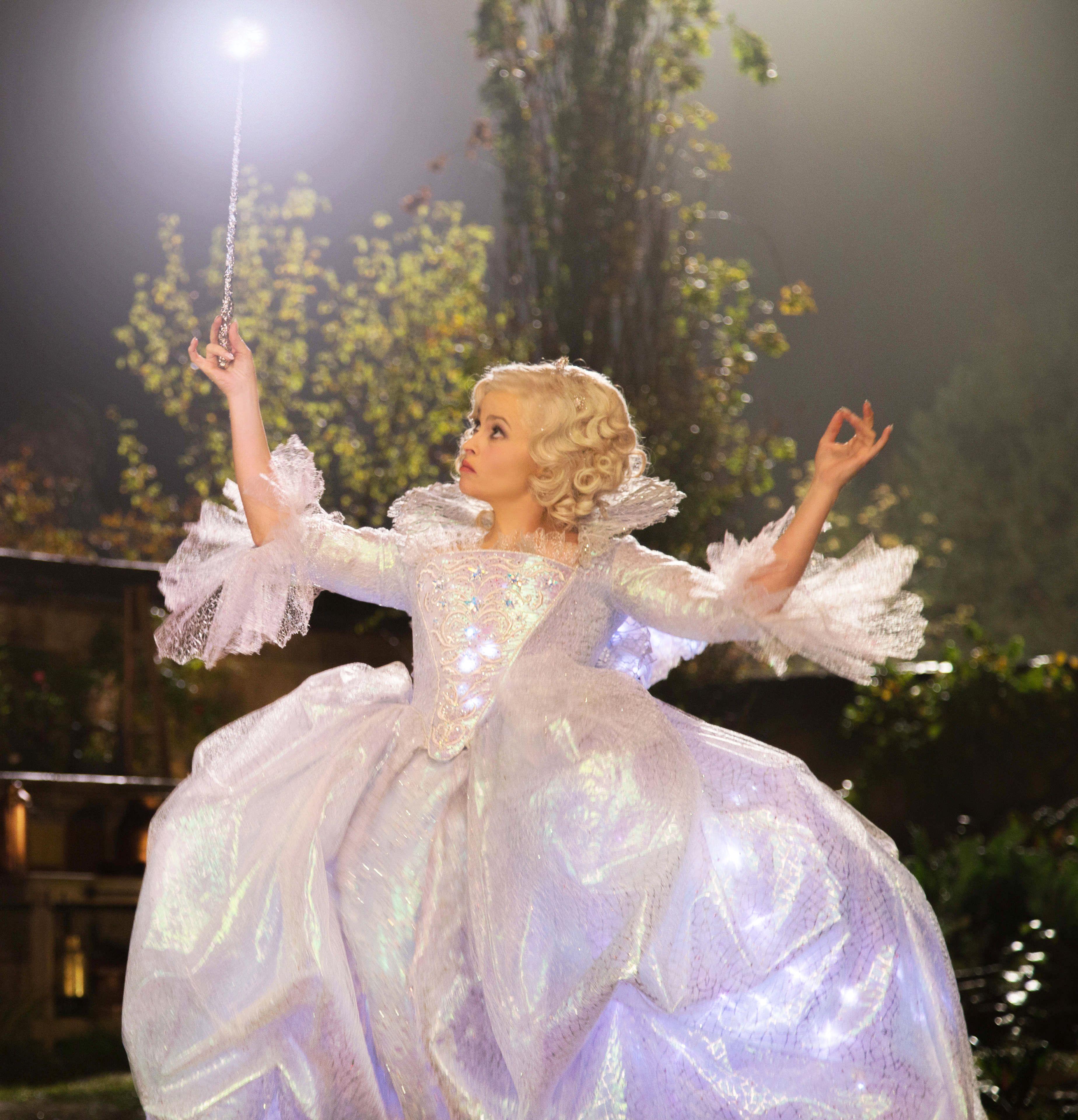 Helena Bonham Carter Cinderella Costume Google Search Fairy