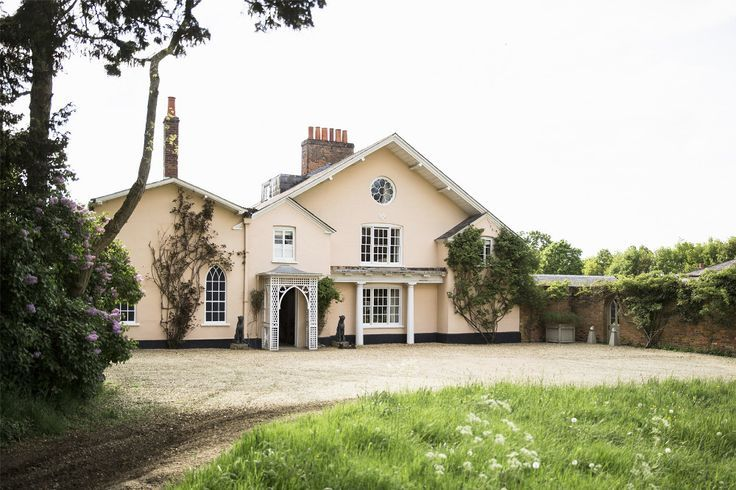 home of designer David Hicks - now owned by his daughter India