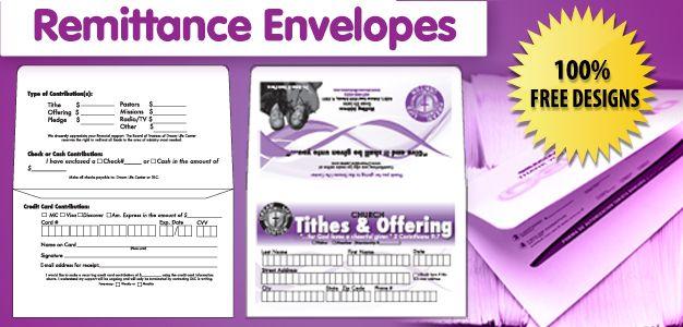 Pin On Church Envelopes Remittance Envelopes