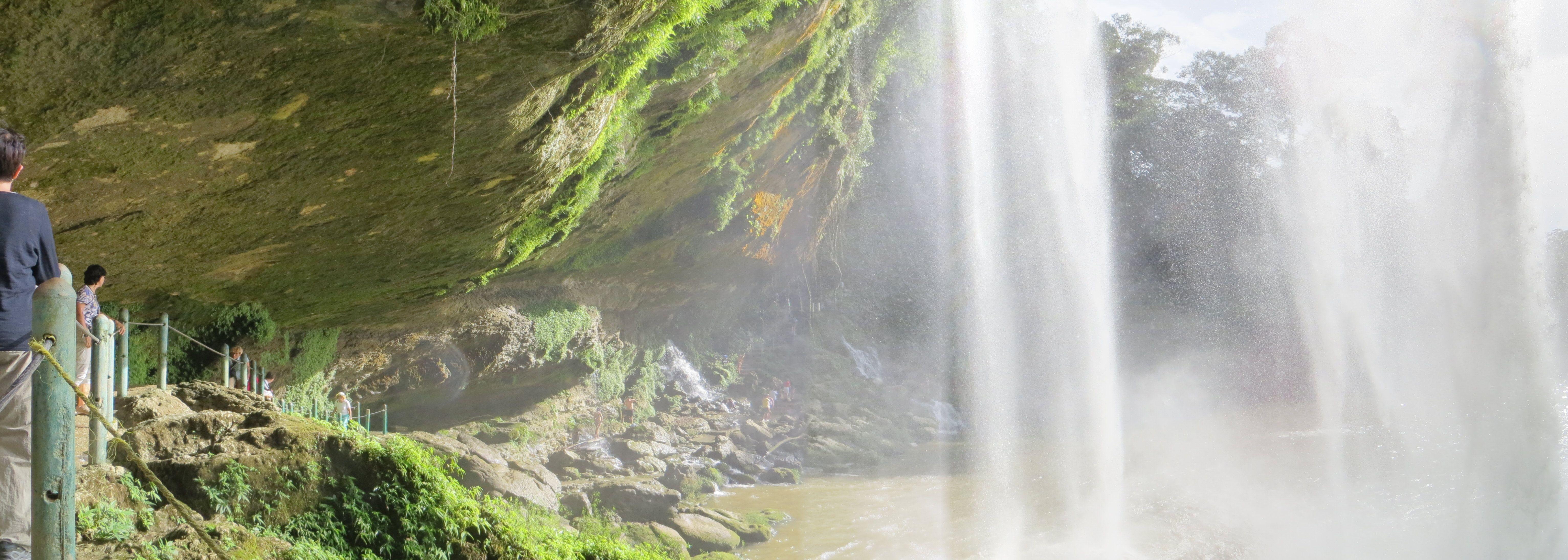 Cascada De Misol Ha Ciapas Mexico Cascadas Fotografias De
